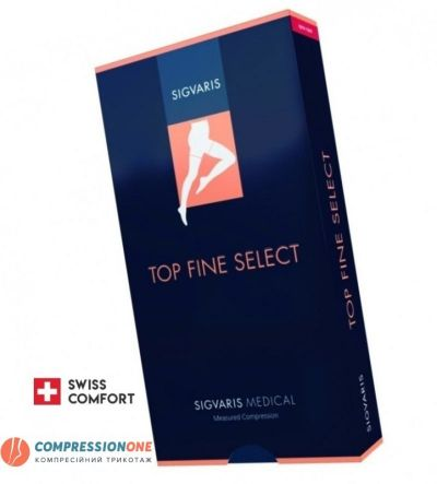 Чулки компрессионные Sigvaris Top Fine Select
