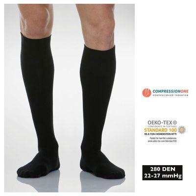 Гольфы компрессионные для мужчин Relaxsan cotton socks