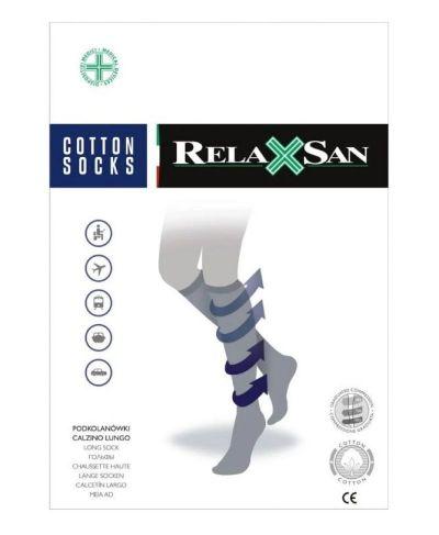 Гольфи компресійні для чоловіків Relaxsan cotton socks