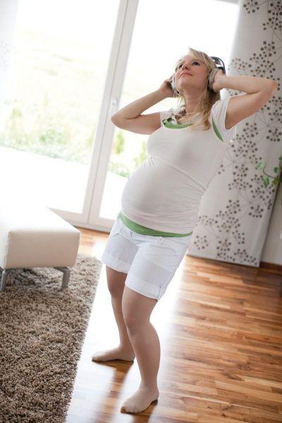 Колготки компресійні для вагітних Mediven Elegance 1 класу