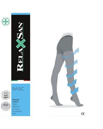 Колготки компресійні Relaxsan Basic 280 Den XL
