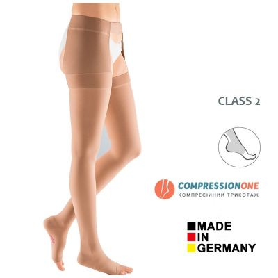 Чулок на правую ногу Mediven Forte 2 класса компрессии