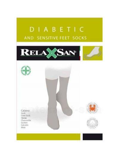 Гольфы диабетические Relaxsan Diabetic
