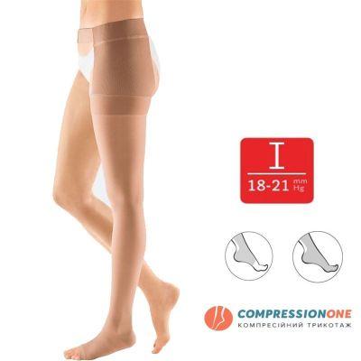 Панчоха компресійна на ліву ногу Mediven Plus 1 класу