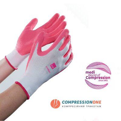 Перчатки для одевания компрессионного трикотажа Medi
