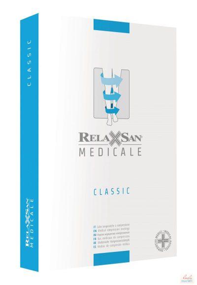 Чулки компрессионные Relaxsan Medicale Classic 3 класс