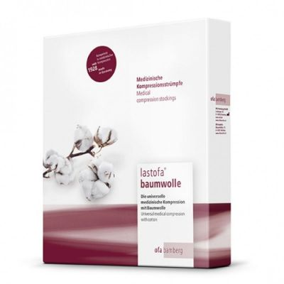 Колготки для вагітних компресійні Ofa Bamberg Lastofa cotton 2 клас