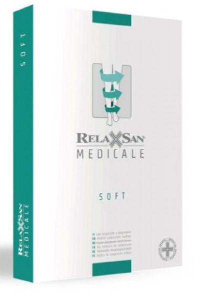 Чулки компрессионные Relaxsan Medicale Soft