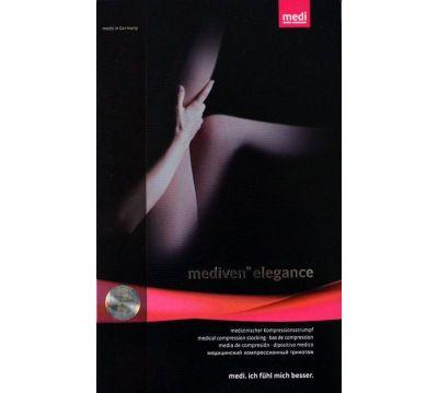 Чулки Mediven Elegance модель для увеличенных бедер 1 класса