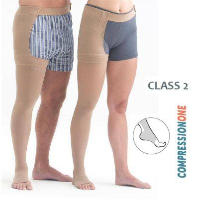 Чулок компрессионный на правую ногу Mediven Plus 2 класса