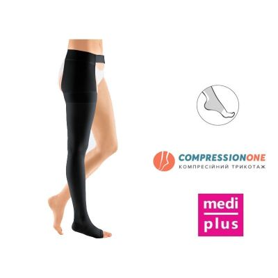Панчоха компресійна Mediven Plus на праву ногу 3 класу