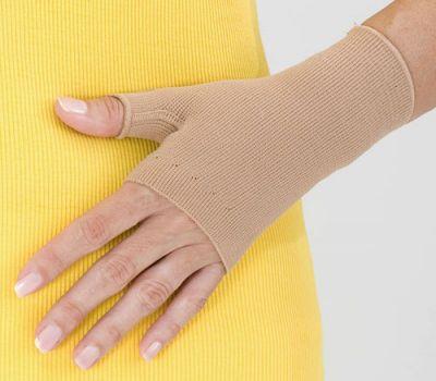 Перчатка с открытыми пальцами mediven harmony 2 класс